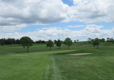Washington County Golf Course Hole 10 Approach