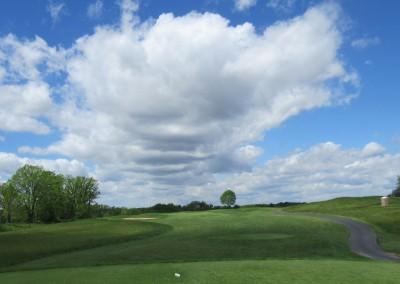 Washington County Golf Course Hole 4 Tee