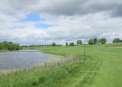 Washington County Golf Course Hole 7 Water Hazard