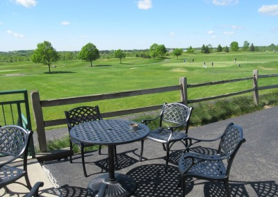 Washington County Golf Course Patio