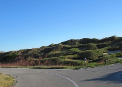 Whistling Straits - Entrance Moguls