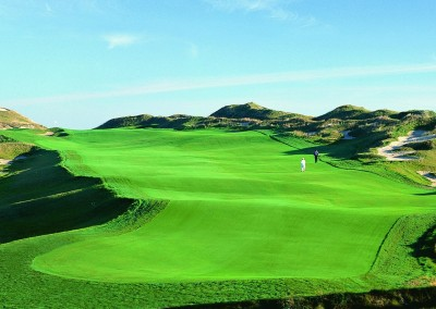 Whistling Straits Irish Course Hole 10 Tee