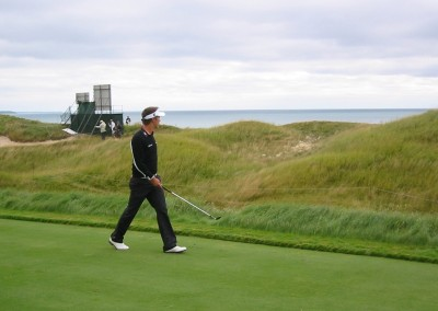 Whistling Straits Straits Course 2004 PGA Hole 16 Tee Jacobson