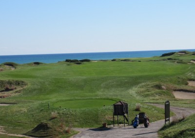 Whistling Straits - Straits Course Hole 15 Grand Strand