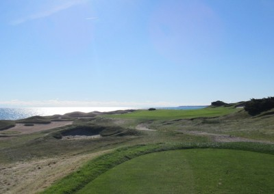 Whistling Straits - Straits Course Hole 2 Cross Country Tee
