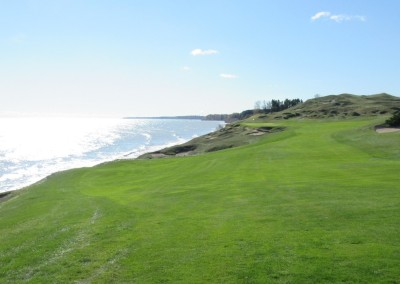 Whistling Straits - Straits Course Hole 4 Glory Fairway
