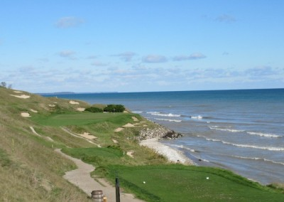 Whistling Straits - Straits Course Hole 7 Shipwreck 2