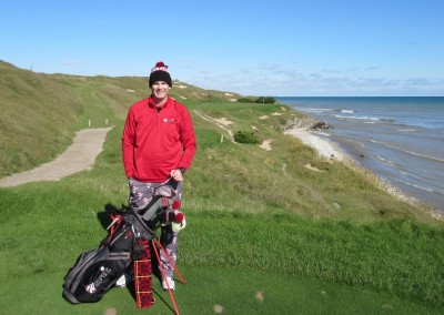 Whistling Straits - Straits Course Hole 7 Shipwreck Jason