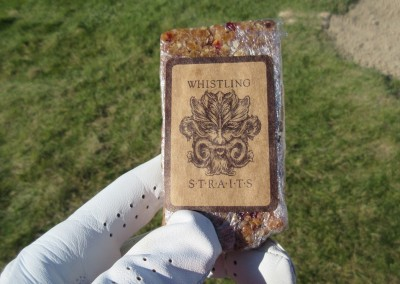 Whistling Straits - Straits Course Homemade Granola Bar