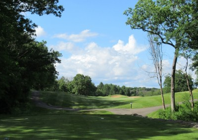 Trappers Turn Golf Club Arbor Hole 1 Tee