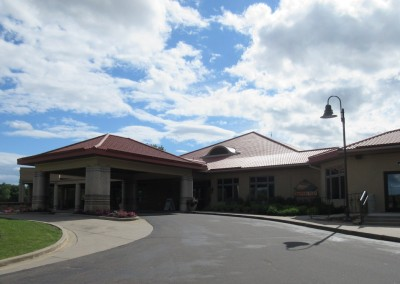 Trappers Turn Golf Club Clubhouse