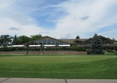 Abbey Springs Golf Course Clubhouse