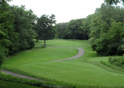 Abbey Springs Golf Course Hole 18