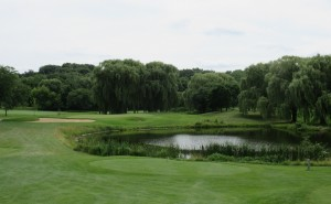 Abbey Springs Golf Course Hole 2