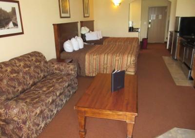 Coldwater Canyon Golf Course Chula Vista Villa Studio Suite Couch