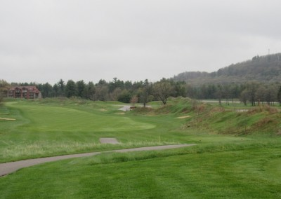 Coldwater Canyon Golf Course Hole 18