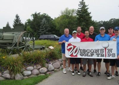 Naga-Waukee Golf Course Herrell Group Cannon