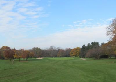 Naga-Waukee Golf Course Hole 1 Approach