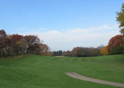 Naga-Waukee Golf Course Hole 1 Tee