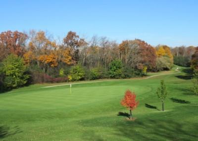 Naga-Waukee Golf Course Hole 13