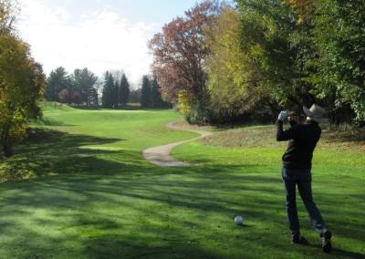Naga-Waukee Golf Course Hole 13 Tee