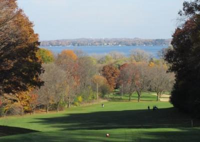 Naga-Waukee Golf Course Hole 14 Forward Tee