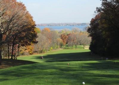 Naga-Waukee Golf Course Hole 14 Tee 3