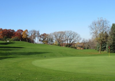 Naga-Waukee Golf Course Hole 16 Green