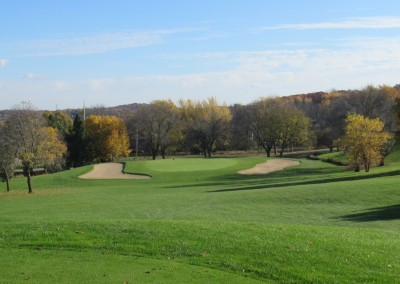 Naga-Waukee Golf Course Hole 16 Tee 2