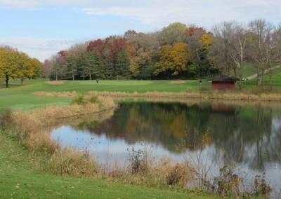 Naga-Waukee Golf Course Hole 3