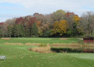 Naga-Waukee Golf Course Hole 3 Tee
