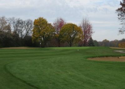 Naga-Waukee Golf Course Hole 5 Approach