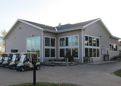 Old Hickory Golf Club Clubhouse