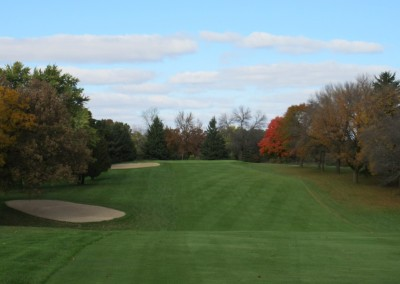 Old Hickory Golf Club Hole 1 Approach