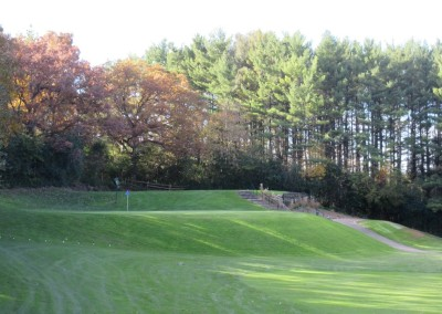 Old Hickory Golf Club Hole 10 Approach