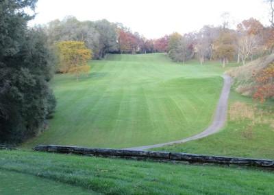 Old Hickory Golf Club Hole 11 Tee 2