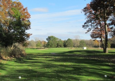Old Hickory Golf Club Hole 12 Tee
