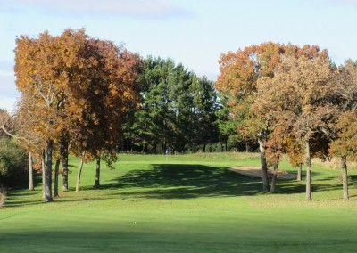 Old Hickory Golf Club Hole 13 Approach