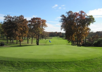 Old Hickory Golf Club Hole 13 Green