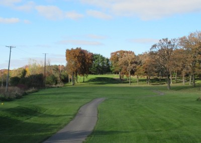 Old Hickory Golf Club Hole 13 Tee