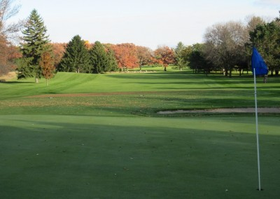 Old Hickory Golf Club Hole 16 Green
