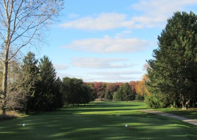 Old Hickory Golf Club Hole 16 Tee