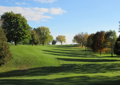 Old Hickory Golf Club Hole 18 Approach