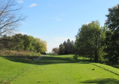 Old Hickory Golf Club Hole 18 Back Tee
