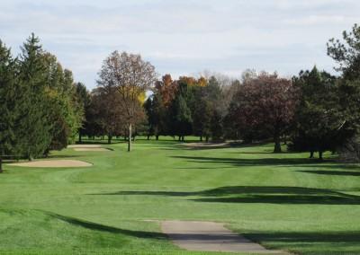 Old Hickory Golf Club Hole 2 Tee