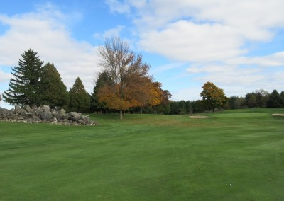 Old Hickory Golf Club Hole 4 Approach
