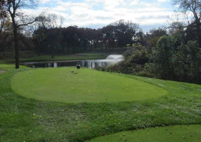 Old Hickory Golf Club Hole 7 Back Tee