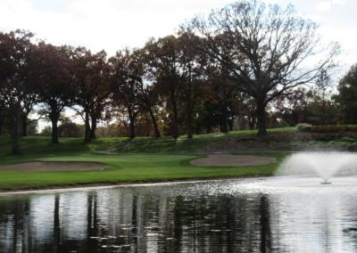 Old Hickory Golf Club Hole 7 Lake