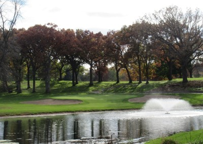 Old Hickory Golf Club Hole 7 Tee