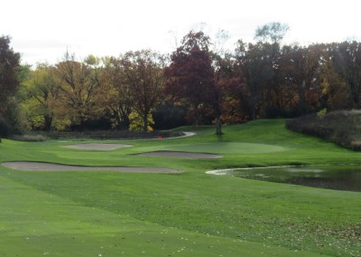 Old Hickory Golf Club Hole 8 Approach